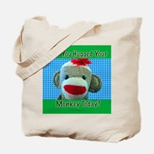 Hugged Monkey? Tote Bag