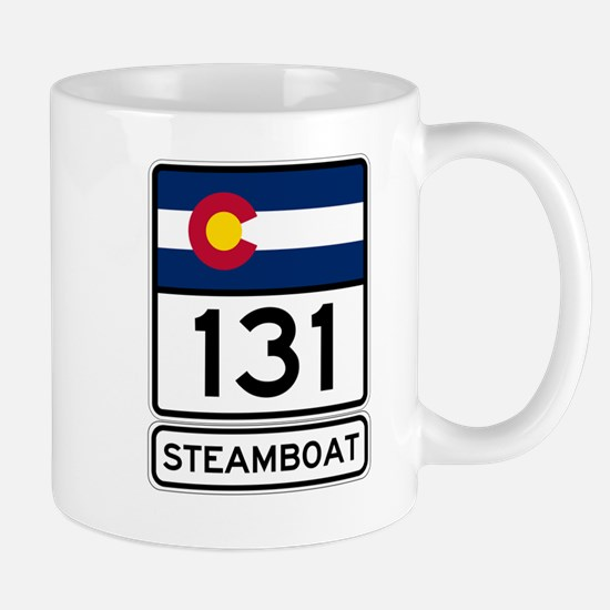 Steamboat Springs - the Best Powder on Earth! Mugs