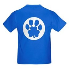 Wolfie Questions Answered (he) - Kids T-Shirt