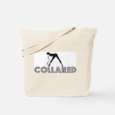 Collared Tote Bag
