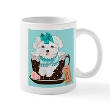 Teacup Baby Maltese Mugs