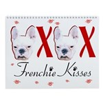 French Bulldog Wall Calendar