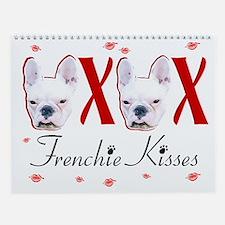 French Bulldog Wall Calendar