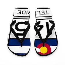 Telluride - Think Snow! Flip Flops