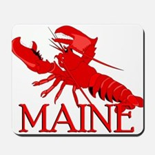 Maine Lobster Mousepad