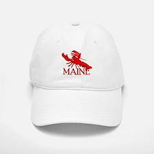Maine Lobster Baseball Baseball Cap