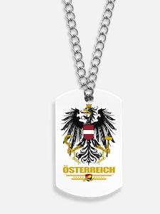 Austria COA (Flag 10).png Dog Tags