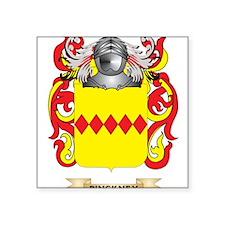 Pinckney Coat of Arms (Family Crest) Sticker
