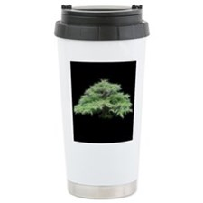 Fractal Bonsai Tree Travel Mug