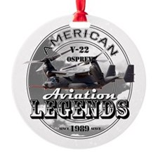 V-22 Osprey Aircraft Ornament