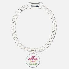 So Sweet Flamingos Bracelet