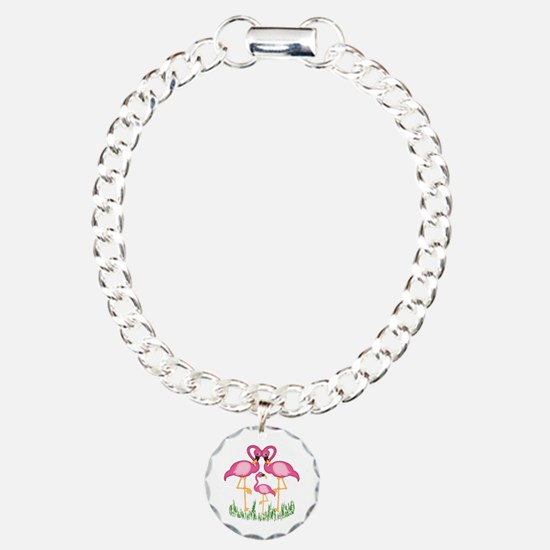 So Sweet Flamingos Bracelet