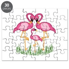 So Sweet Flamingos Puzzle