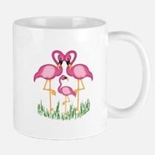 So Sweet Flamingos Mug