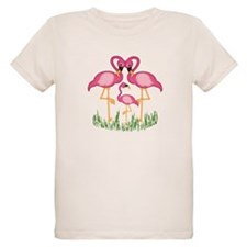 So Sweet Flamingos T-Shirt
