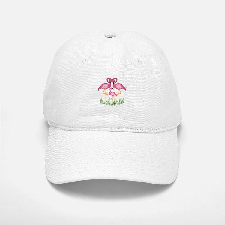 So Sweet Flamingos Baseball Baseball Cap