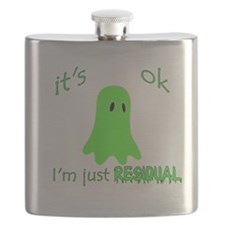 Just Residual Ghost Flask