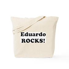Eduardo Rocks! Tote Bag