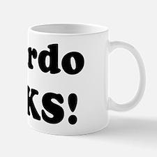 Eduardo Rocks! Mug
