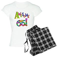 Awesome 65 Birthday Pajamas