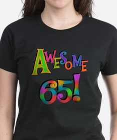 Awesome 65 Birthday Tee