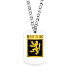 Belgian Steel (shirt).png Dog Tags