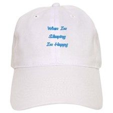 Sleeping Baseball Baseball Cap