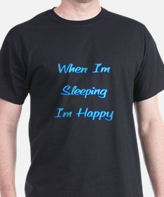 Sleeping T-Shirt