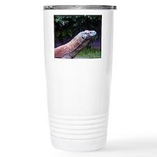 Monitor Lizard Travel Mug