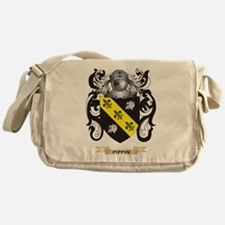 Pippin Coat of Arms (Family Crest) Messenger Bag