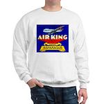 Air King Asparagus Sweatshirt