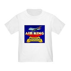 Air King Asparagus Toddler T-Shirt