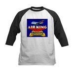 Air King Asparagus Kids Baseball Jersey