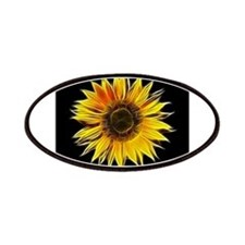 Fractal Sunflower Patches