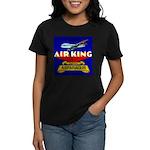 Air King Asparagus Women's Dark T-Shirt