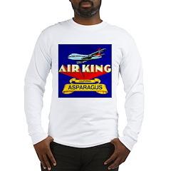 Air King Asparagus Long Sleeve T-Shirt
