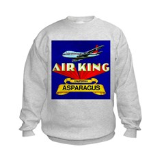 Air King Asparagus Sweatshirt