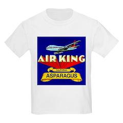 Air King Asparagus Kids T-Shirt