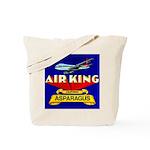 Air King Asparagus Tote Bag