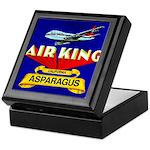 Air King Asparagus Keepsake Box