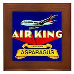 Air King Asparagus Framed Tile