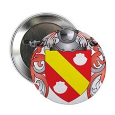 """Pirelli Coat of Arms (Family Crest) 2.25"""" Button"""