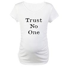 Trust No One (Black) Shirt
