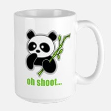 Oh Shoot! Panda Mugs