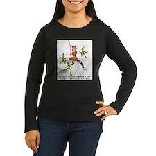 Unique Funny samurai T-Shirt