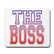 The Boss Mousepad