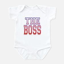 The Boss Infant Bodysuit