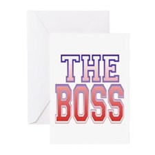 The Boss Greeting Cards (Pk of 10)
