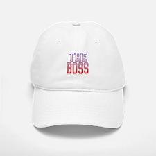 The Boss Baseball Baseball Cap