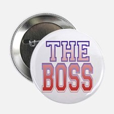 """The Boss 2.25"""" Button (10 pack)"""